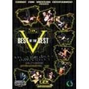 "CZW DVD May 14, 2005 ""Best Of The Best V"" - Philadelphia, PA"
