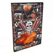 "CZW DVD July 29, 2006 ""Tournament Of Death V"" - Smyrna, DE"