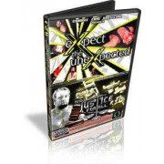 "CZW DVD September 9, 2006 ""Expected The Unexpected"" - Philadelphia, PA & October 27, 2001 ""And JUSTICE For All"" - Sewell, NJ"