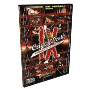 "CZW DVD December 8, 2007 ""Cage of Death 9"" - Philadelphia, PA"