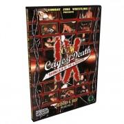 "CZW DVD December 8, 2007 ""Cage of Death 9"" - Philadelphia, PA"