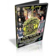 "CZW DVD January 12, 2008 ""New Year's Resolutions"" - Philadelphia, PA"