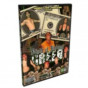 "CZW DVD November 8, 2008 ""Night of Infamy 7: Greed"" - Philadelphia, PA"