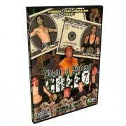 "CZW DVD November 8, 2008 ""Night of Infamy 7: Greed"" - Philadelphia, PA"