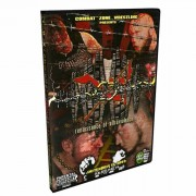"CZW DVD December 12, 2009 ""Cage Of Death XI"" - Philadelphia, PA"