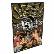 """CZW DVD June 13, 2009 """"Best Of The Best 9"""" - Philadelphia, PA"""