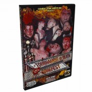 "CZW DVD November 7, 2010 ""T.O.D. vs. Gorefest"" - Oberhausen, Germany"