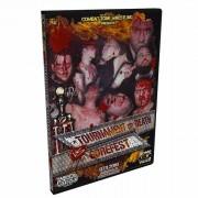 "CZW DVD November 7, 2010 ""T.O.D. vs. Gorefest"" - Oberhausen, Germany"