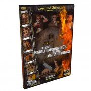 "CZW DVD January 7, 2011 ""From Small Beginnings Come Great Things"" - Philadelphia, PA"