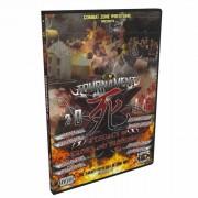 "CZW DVD June 25, 2011 ""Tournament of Death X"" - Townsend, DE"
