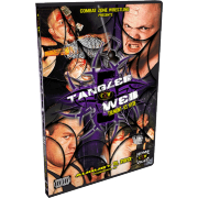 "CZW DVD August 11, 2012 ""Tangled Web 5"" - Voorhees, NJ"