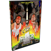 "CZW DVD February 4, 2012 ""Super Saturday"" - Indianapolis, IN"