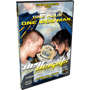 "CZW DVD July 14, 2012 ""New Heights"" - Voorhees, NJ"