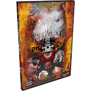 "CZW DVD June 23, 2012 ""Tournament of Death XI"" - Townsend, DE"
