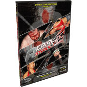 "CZW DVD March 10, 2012 ""Aerial Assault"" - Philadelphia, PA"