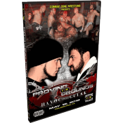 "CZW DVD May 12, 2012 ""Proving Grounds"" - Philadelphia, PA"