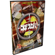 "CZW DVD November 10, 2012 ""Night Of Infamy"" - Voorhees, NJ"