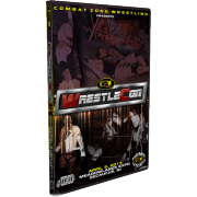 "CZW DVD April 5, 2013 ""Wrestlecon"" -  Secaucus, NJ"