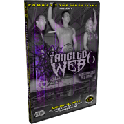 "CZW DVD August 10, 2013 ""Tangled Web 6"" - Voorhees, NJ"