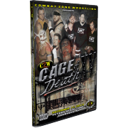"CZW DVD December 14, 2013 ""Cage of Death XV"" - Voorhees, NJ"