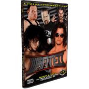 "CZW DVD March 9, 2013 ""Wanted"" - Voorhees, NJ"