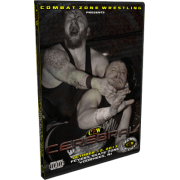 "CZW DVD October 12, 2013 ""Cerebral"" - Voorhees, NJ"