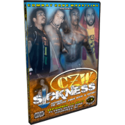 "CZW DVD September 14, 2013 ""Down With the Sickness"" - Voorhees, NJ"
