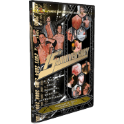 "CZW DVD February 8, 2014 ""15th Anniversary"" - Voorhees, NJ"