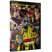 "CZW DVD September 13, 2014 ""Down With the Sickness"" - Voorhees, NJ"