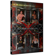 "CZW DVD/Blu-Ray December 13, 2014 ""Cage Of Death 16"" - Voorhees, NJ"