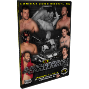 "CZW DVD January 11, 2014 ""Answering The Challenge"" - Voorhees, NJ"