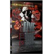 "CZW DVD January 10, 2015 ""To Live Is To Die"" - Voorhees, NJ"