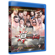 "CZW Blu-ray/DVD April 11, 2015 ""Best of the Best 14"" - Voorhees, NJ"