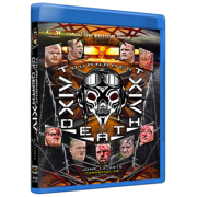 "CZW Blu-ray/DVD June 13, 2015 ""Tournament of Death 14"" - Townsend, DE"