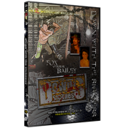 """CZW DVD September 12, 2015 """"Down With the Sickness 2015"""" - Voorhees, NJ"""