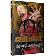 "CZW DVD November 7, 2015 ""Cerebral"" - Dayton, OH"