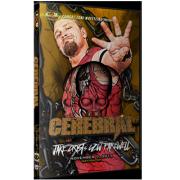 """CZW DVD November 7, 2015 """"Cerebral"""" - Dayton, OH"""