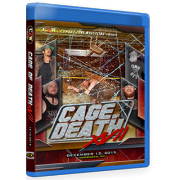 "CZW Blu-ray/DVD December 12, 2015 ""Cage of Death XVII"" - Voorhees, NJ"