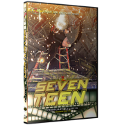 "CZW DVD February 13, 2016 ""Seventeen"" - Voorhees, NJ"