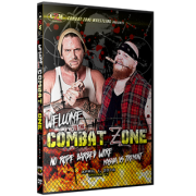 "CZW DVD April 1, 2016 ""Welcome to the Combat Zone"" - Dallas, TX"