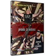 "CZW DVD May 14, 2016 ""Prelude to Violence"" - Voorhees, NJ"