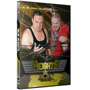 "CZW DVD July 9, 2016 ""New Heights"" - Dayton, OH"