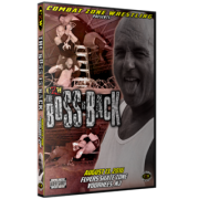 "CZW DVD August 13, 2016 ""The Boss is Back"" - Voorhees, NJ"
