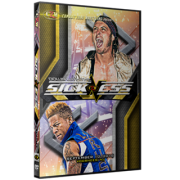 "CZW DVD September 10, 2016 ""Down With the Sickness 2016"" - Voorhees, NJ"