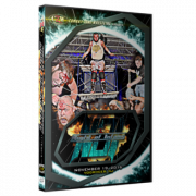 "CZW DVD November 19, 2016 ""Night of Infamy 2016"" - Voorhees, NJ"