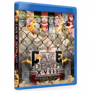 "CZW Blu-ray/DVD December 10, 2016 ""Cage of Death 18"" - Voorhees, NJ"
