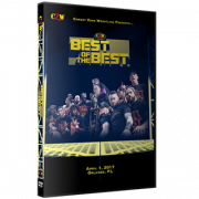 "CZW DVD April 1, 2017 ""Best of the Best 16"" - Orlando, FL"
