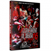 "CZW June 10, 2017 Tournament of Death 16"" - Townsend, DE (Download)"