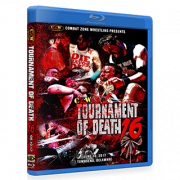 "CZW Blu-ray/DVD June 10, 2017 Tournament of Death 16"" - Townsend, DE"