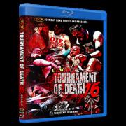 "CZW Blu-ray/DVD June 10, 2017 Tournament of Death 16"" - Townsend, DE"